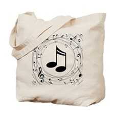 Music Teacher Gift Idea Tote Bag