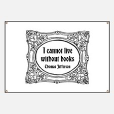 Without Books Banner