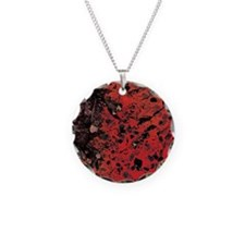 Red Granite Necklace