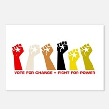 Funny Activism Postcards (Package of 8)
