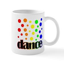 Polka Dot Dance Mug