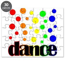 Polka Dot Dance Puzzle
