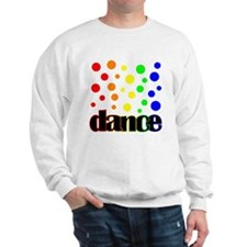 Polka Dot Dance Sweatshirt