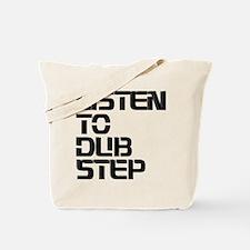 DUBSTEP Tote Bag
