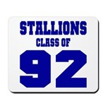 NMHS Class Of 1992 Mousepad