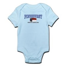 Pinehurst, North Carolina, NC USA Onesie