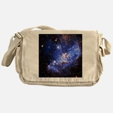 Magellanic Clouds (High Res) Messenger Bag