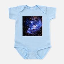 Magellanic Clouds (High Res) Infant Bodysuit