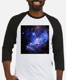 Magellanic Clouds (High Res) Baseball Jersey