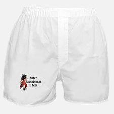Super Sausageman Boxer Shorts