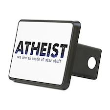Atheist Star Stuff Hitch Cover