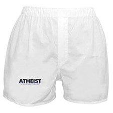 Atheist Star Stuff Boxer Shorts