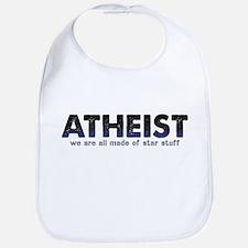 Atheist Star Stuff Bib
