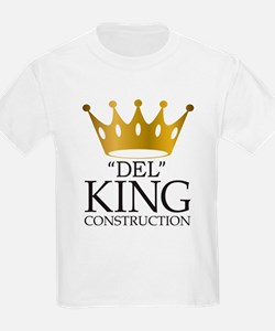 "Del King Construction from ""Multiplicity"" T-Shirt"