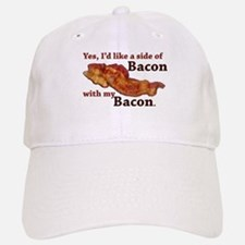 side of bacon Hat