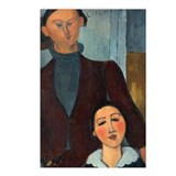 Modigliani Postcards