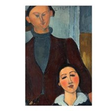 Modigliani - The Lipchitz Postcards (Package of 8)