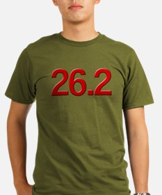 26.2, Red T-Shirt