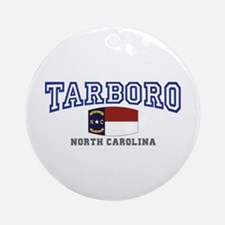 Tarboro, North Carolina NC USA Ornament (Round)