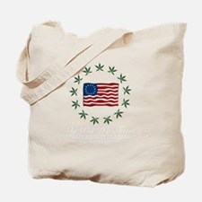 green flag2-forcolor.png Tote Bag