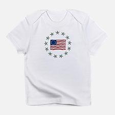 green flag2-forcolor.png Infant T-Shirt