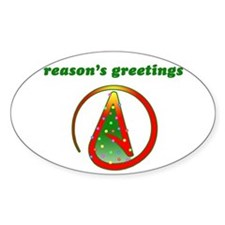 Reasons Greetings Decal