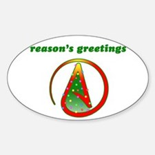 Reasons Greetings Decal