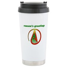 Reasons Greetings Travel Mug