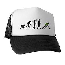 evolution fieldhockey player Trucker Hat