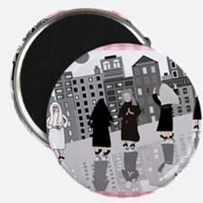 "Catholic Nuns 2.25"" Magnet (10 pack)"