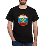 Russian Music on the Net (Rus Black T-Shirt