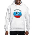 Russian Music on the Net (Rus Hooded Sweatshirt