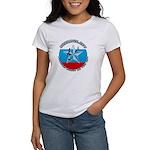 Russian Music on the Net (Rus Women's T-Shirt