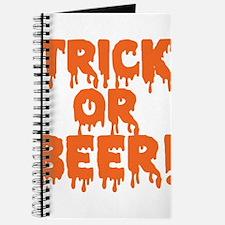 Trick or Beer! Journal