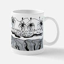 Billabong in B&W Mug
