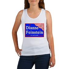 California Dianne Feinstein US Senate Women's Tank