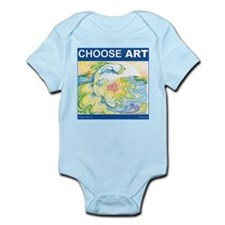 Underwater Infant Bodysuit