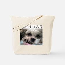 Shih Tzu Pop Art Matilda Tote Bag