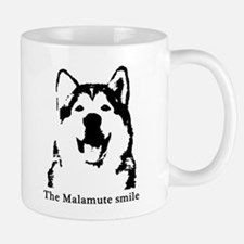 The Malamute Smile Mug