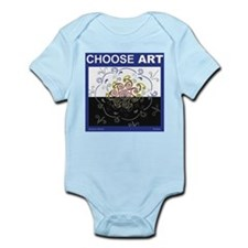 Overture, by Suzanne Gilruth Infant Bodysuit