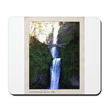 Multnomah falls, OR Mousepad