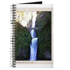 Multnomah falls, OR Journal