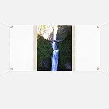 Multnomah falls, OR Banner