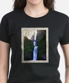 Multnomah falls, OR Tee
