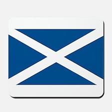 Scotland Flag, Scottish Flag Mousepad