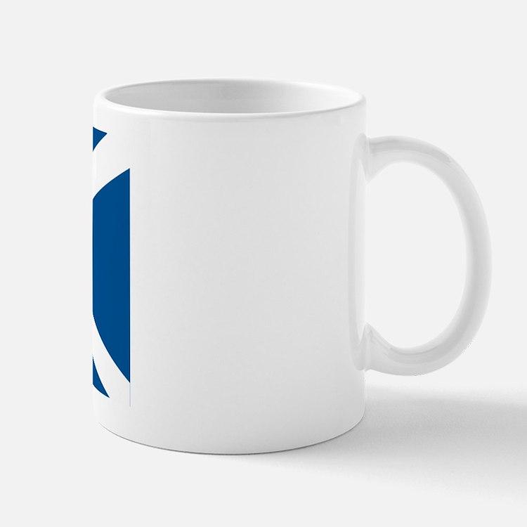 Scotland Flag, Scottish Flag Mug