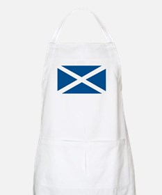 Scotland Flag, Scottish Flag BBQ Apron