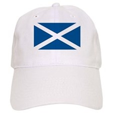 Scotland Flag, Scottish Flag Baseball Baseball Cap