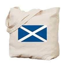 Scotland Flag, Scottish Flag Tote Bag