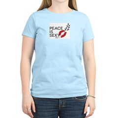 Peace Is Sexy T-Shirt